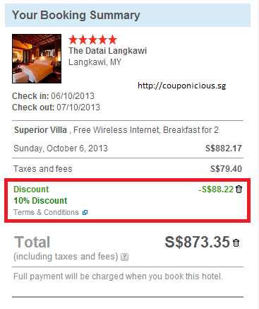 International hotel booking discount coupons