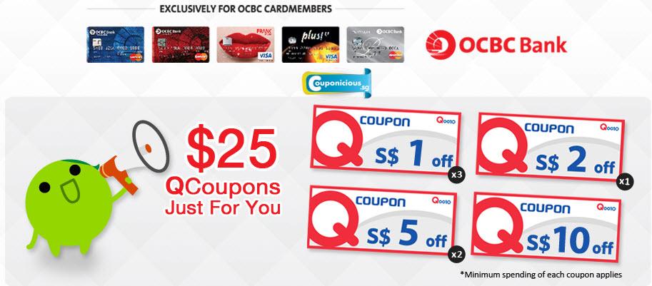 Qoo10 discount coupon