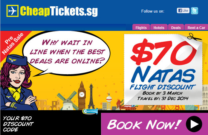 Download this Cheaptickets Off Natas Flight Discount Book Mar picture