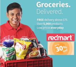 redmart banner